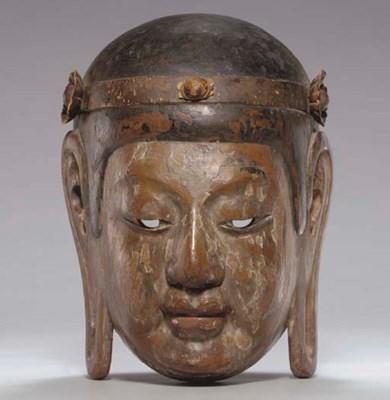 A Large Mask for the Bugaku Da