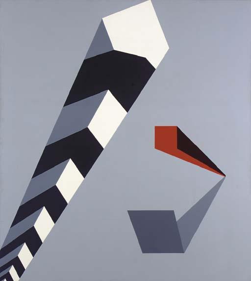 Allan D'Arcangelo (1930-1998)