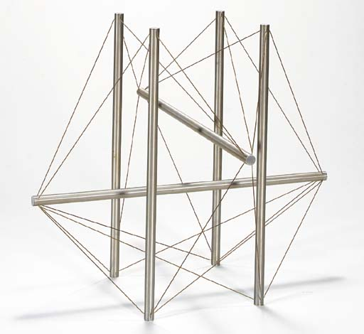 Kenneth Snelson (b. 1927)