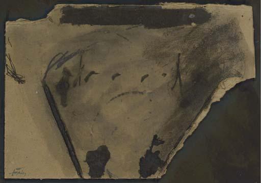 Antoni Tapies (b. 1923)