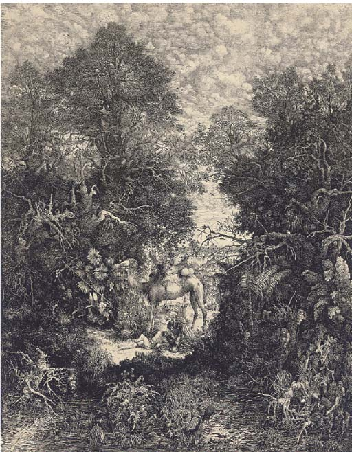 RUDOLPHE BRESDIN (1822-1885)