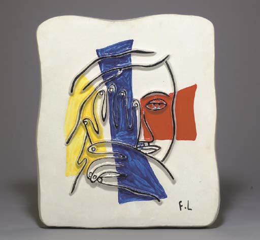 AFTER FERNAND LEGER
