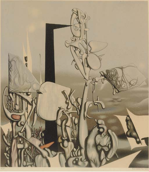 AFTER YVES TANGUY