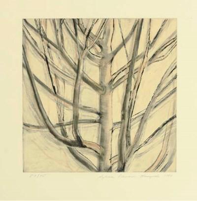 SYLVIA MANGOLD (B. 1938)