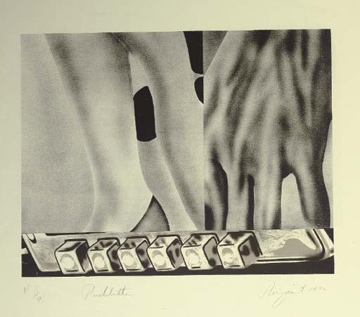 JAMES ROSENQUIST (B. 1933)