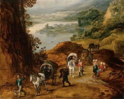 Jan Breughel the Younger (Antw