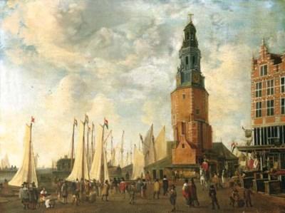Anthonie Beerstraaten (Amsterd