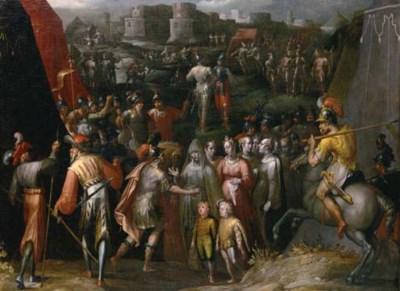 Hans Jordaens I (Antwerp c. 15