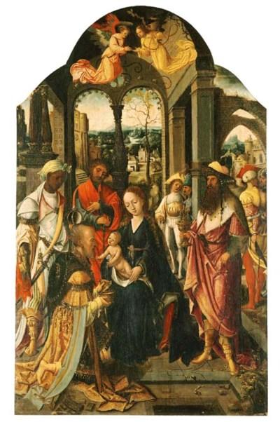 Antwerp School, c. 1560