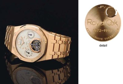 AUDEMARS PIGUET. A SUPERB AND