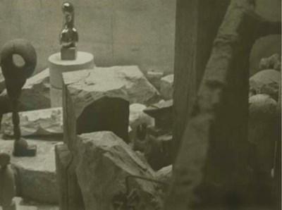 CONSTANTIN BRANCUSI (1878-1957