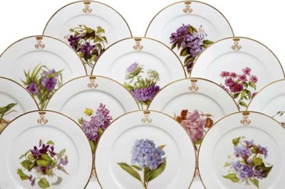 TWENTY-ONE SEVRES OUTSIDE DECO