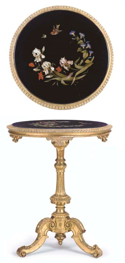 A Florentine pietre dure and g