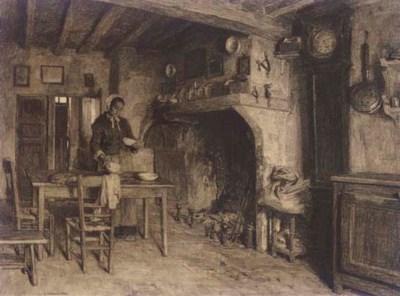Léon Augustin Lhermitte (Frenc