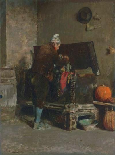 Vincenzo Caprile (Italian, 185