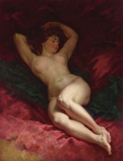 Louis Beroud (French, 1852-193