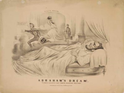 [LINCOLN, Abraham]. CURRIER &