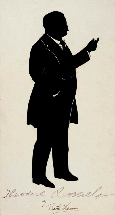 ROOSEVELT, Theodore. Printed s