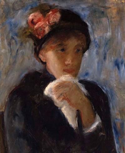 Mary Cassatt (1844-1926)