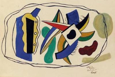 Fernand Leger (1891-1955)