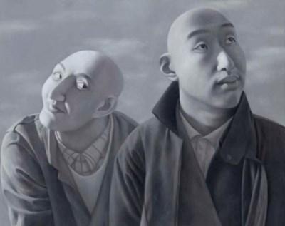 Fang Lijun (b. 1963)