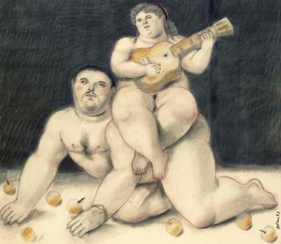 Fernando Botero (Colombian, B.