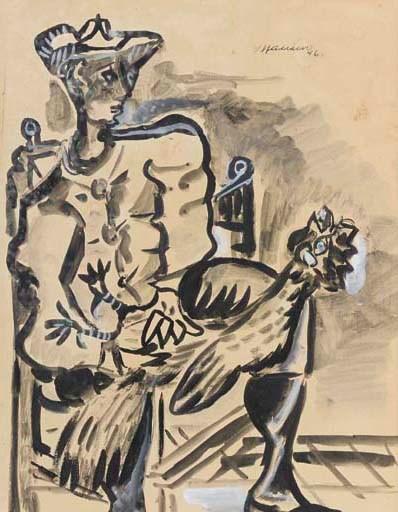 Mariano Rodriguez (Cuban 1912-