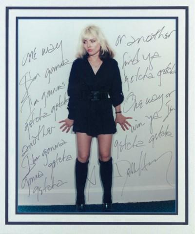 Blondie/Debbie Harry