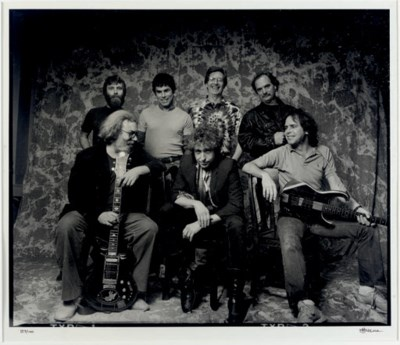 Bob Dylan And The Grateful Dea