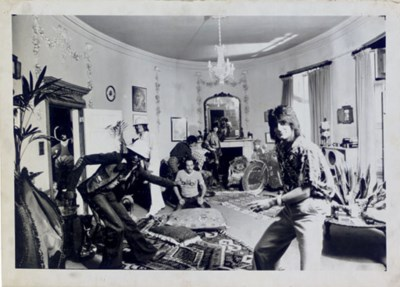 The Rolling Stones/Ronnie Wood