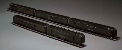 A Set of Southern Pacific Harr