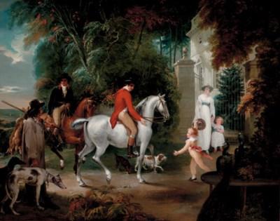 William Hamilton, R.A. (Britis