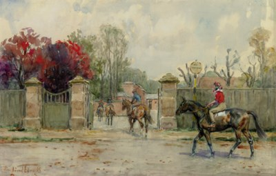 Lionel Edwards (British, 1878-
