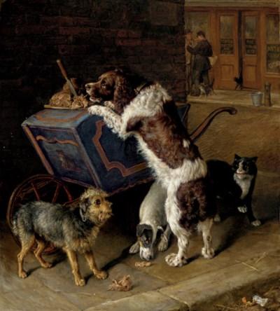 FRANK PATON (British, 1856-190