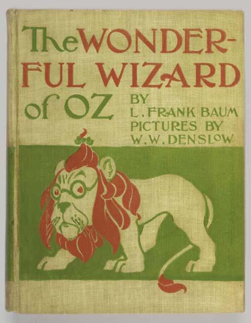 Wizard Of Oz Book 1900