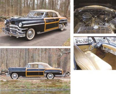 1948 CHRYSLER TOWN & COUNTRY C