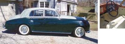 1957 BENTLEY S1 FOUR DOOR SALO