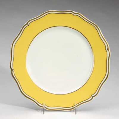 A SET OF FORTY-TWO LIMOGES POR