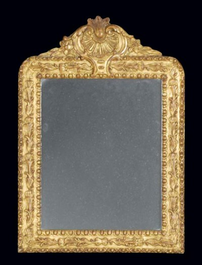 A FRENCH GILT COMPOSITION WALL
