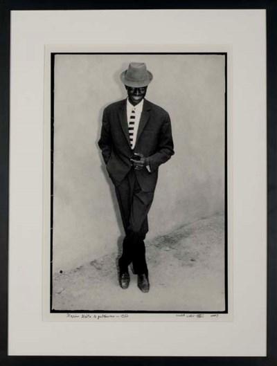 Malick Sidibé (b. 1935)