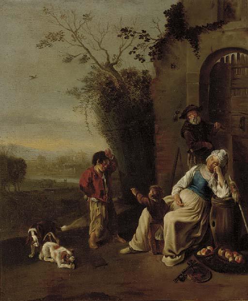 Circle of Jan Miel (Beveren-Waes 1599-1664 Turin)