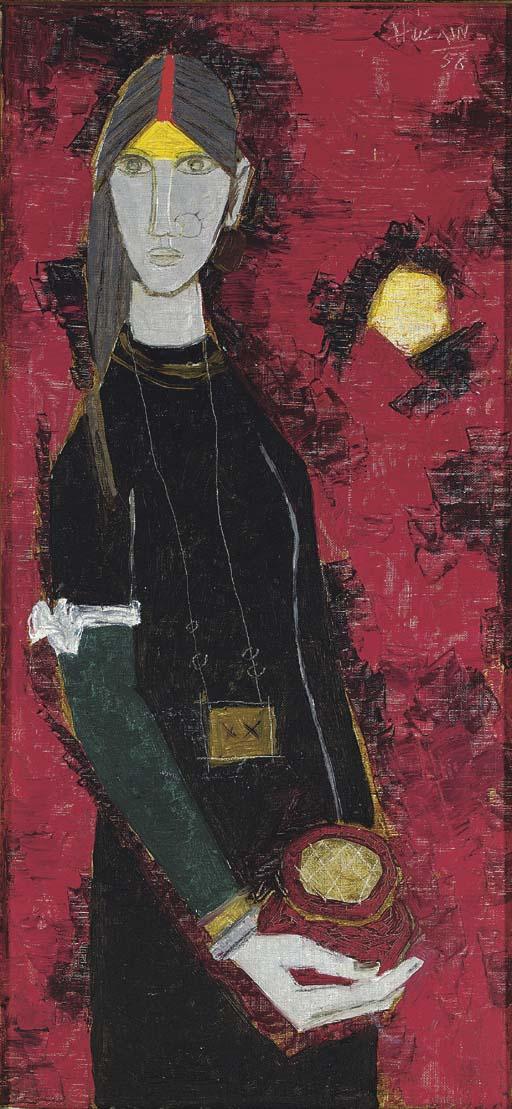 MAQBOOL FIDA HUSAIN (B.1915)