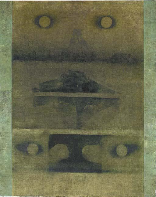 VASUDEO S. GAITONDE (1924 - 20