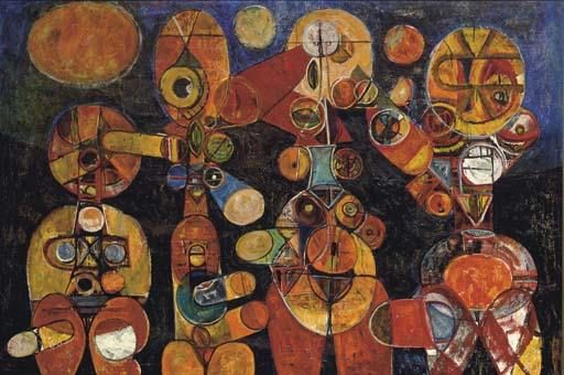 AVINASH CHANDRA (1931 - 1991)