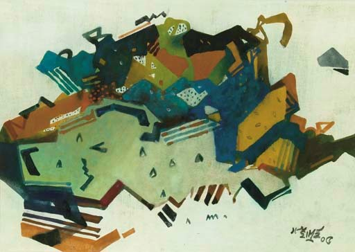 GANESH HALOI (B. 1936)