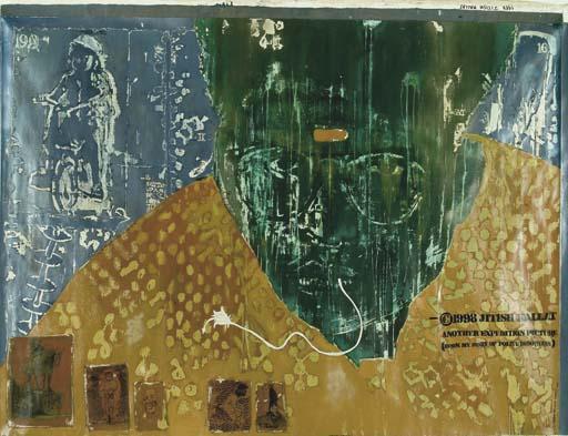 JITISH KALLAT (B. 1974)