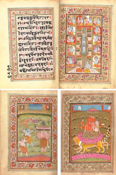 AN ILLUSTRATED BOOK OF PRAYERS