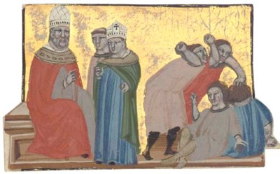 THE EXECUTION OF HERETICS by t