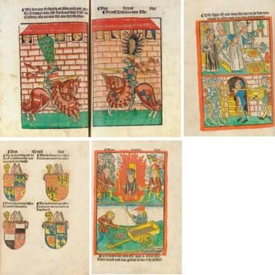 [RICHENTAL, Ulrich (c. 1365-14