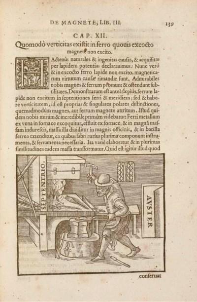 GILBERT, William (1544-1603).